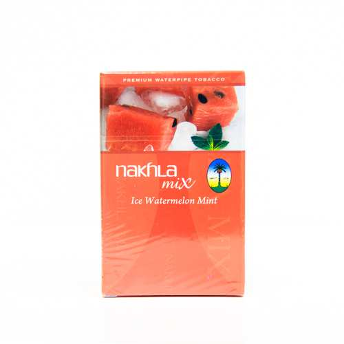 Nakhla 50g (Mix Ice Watermelon Mint)