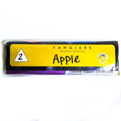 Tangiers (Noir) 250g (Apple)