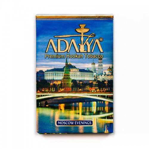 Adalya 50g (Moscow Evenings)
